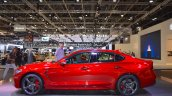 Genesis G70 with Sport Package profile at 2017 Dubai Motor Show