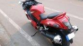 Hero Xtreme Hayabusa replica rear left quarter