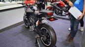 Honda CB150R ExMotion HRC edition rear left quarter at 2017 Thai Motor Expo