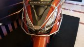 Honda Grazia with accessories apron headlight guard