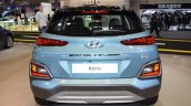 Hyundai Kona rear at 2017 Dubai Motor Show