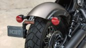 Indian Scout Bobber press rear fender