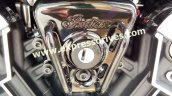 Indian Scout Bobber spied key slot