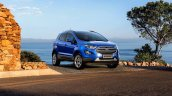 Indian-spec 2018 Ford EcoSport front three quarters