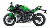 Kawasaki Ninja 650 KRT Edition press shot left side