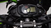 Kawasaki Versys-X 300 Camo Edition instrument cluster at 2017 Thai Motor Expo