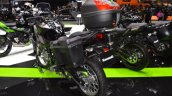 Kawasaki Versys-X 300 Camo Edition rear left quarter at 2017 Thai Motor Expo