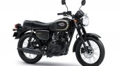 Kawasaki W175 SE press front right quarter