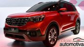 Kia NP front unveiled for China