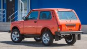 Lada 4x4 (Lada Niva) 3-door rear three quarters