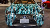 Lexus Fluidity of Hybrid Electric concept front at 2017 Dubai Motor Show