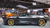 MSO Bespoke Mclaren 720S profileat the 2017 Dubai Motor Show