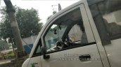 Mahindra Jeeto Minivan CNG variant front left window