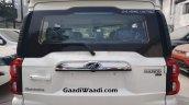 Mahindra Scorpio facelift rear view