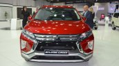 Mitsubishi Eclipse Cross front at 2017 Dubai Motor Show