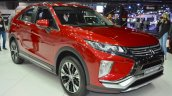 Mitsubishi Eclipse Cross front three quarters at 2017 Dubai Motor Show