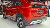 Mitsubishi Eclipse Cross rear three quarters left side at 2017 Dubai Motor Show