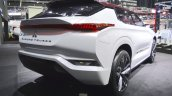 Mitsubishi Ground Tourer PHEV Concept at Thai Motor Expo 2017 front three quarters rear angle