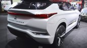 Mitsubishi Ground Tourer PHEV Concept at Thai Motor Expo 2017 front three quarters rear three quarters