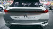 Mitsubishi Ground Tourer PHEV Concept at Thai Motor Expo 2017 front three quarters rear view