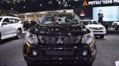Mitsubishi Triton Athlete at 2017 Thai Motor Expo black front