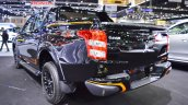 Mitsubishi Triton Athlete at 2017 Thai Motor Expo black rear angle