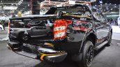 Mitsubishi Triton Athlete at 2017 Thai Motor Expo black rear