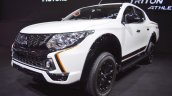 Mitsubishi Triton Athlete at 2017 Thai Motor Expo front angle