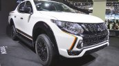 Mitsubishi Triton Athlete at 2017 Thai Motor Expo front front three quarters