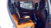 Mitsubishi Triton Athlete at 2017 Thai Motor Expo rear seat