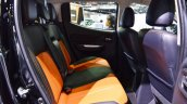 Mitsubishi Triton Athlete at 2017 Thai Motor Expo rear seats
