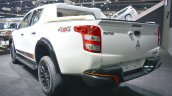 Mitsubishi Triton Athlete at 2017 Thai Motor Expo rear three quarters