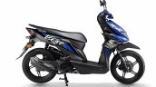 New 2017 Honda BeAT press Blue right side