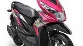 New 2017 Honda BeAT press Pink front right quarter