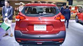 Nissan Kicks at Dubai Motor Show 2017 rear