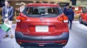 Nissan Kicks at Dubai Motor Show 2017 rear