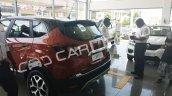 Renault Captur rear three quarters India dealership