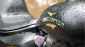 Royal Enfield Electra 350 Charcoal by Ornithopter fuel tank