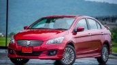 Suzuki Ciaz RS front three quarters