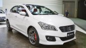 Suzuki Ciaz Sporty bodykit at Thai Motor Expo 2017 front three quarters