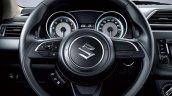 Suzuki Dzire (Maruti Dzire) steering wheel