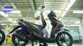 Updated Honda Vario eSP factory right side