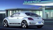 VW E-Bugster concept rear three quarters