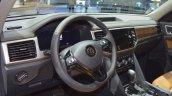 VW Teramont dashboard at 2017 Dubai Motor Show.JPG