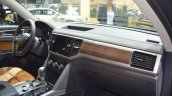 VW Teramont dashboard right side view at 2017 Dubai Motor Show.JPG