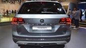 VW Teramont rear at 2017 Dubai Motor Show.JPG