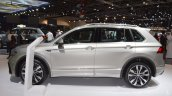VW Tiguan R-Line profile at 2017 Dubai Motor Show