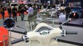 Vespa Primavera Touring Edition instrument console at 2017 Thai Motor Expo