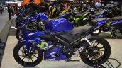 Yamaha R15 v3.0 left side at 2017 Thai Motor Expo