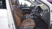 2017 Audi Q5 front seats at 2017 Thai Motor Expo